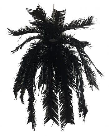 Palmschnittfontäne schwarz
