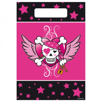 Pirate Girl Party Bags