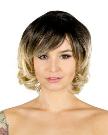 Perücke Chantel braun-blond