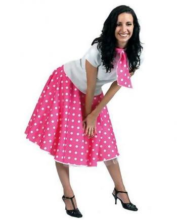 Rock n Roll Skirt Pink