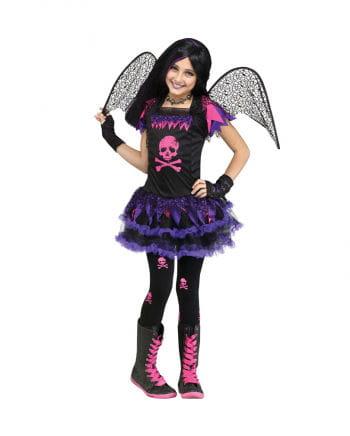 Pinkes Skull Fairy Costume
