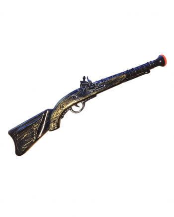 Ancient pirate gun