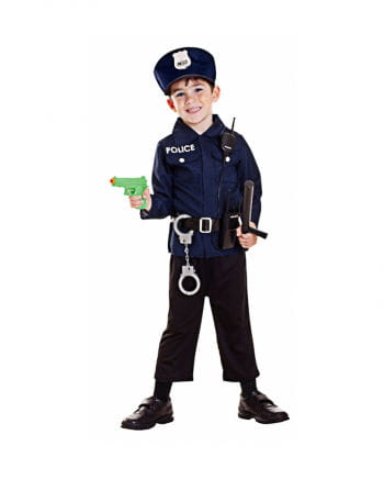 Polizei Junge Set