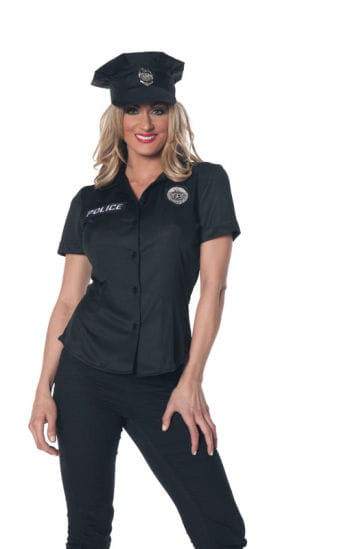 Policewoman Shirt Plus Size