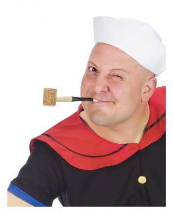 Popeye Corncob Pipe