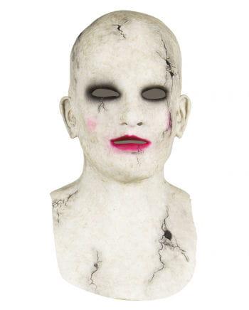 Porzellan Puppe Silikon Maske