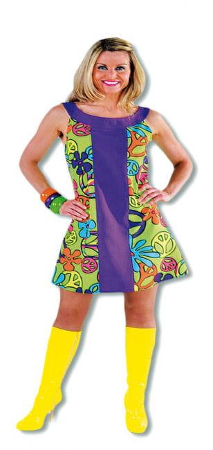 Premium Peace dress XL