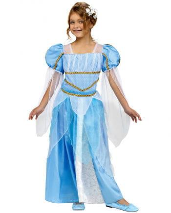 Prinzessin Kostüm Blau