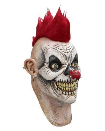 Punker Clown Horror-Maske