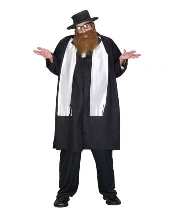 Rabbit Costume With Beard XL