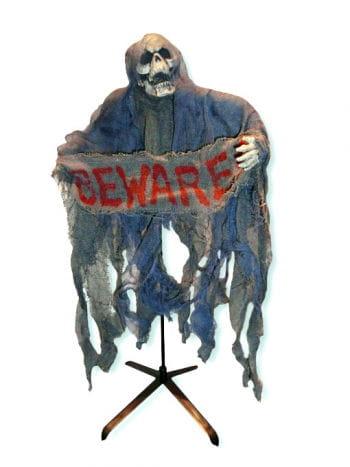 Reaper Standfigur schwarz