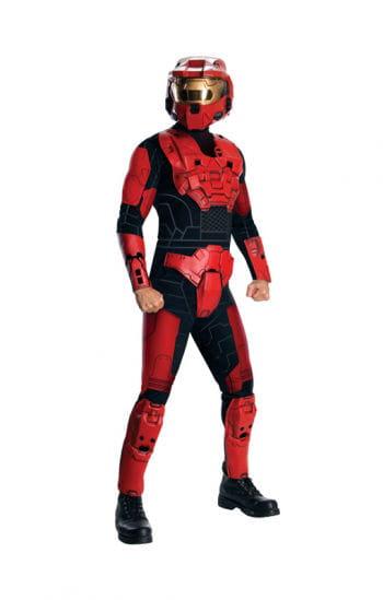 Red Spartan Deluxe Kostüm