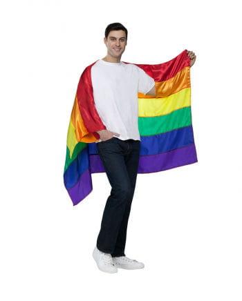 Pride Flag Cape