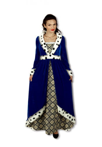 Renaissance Königinnen Kleid XL