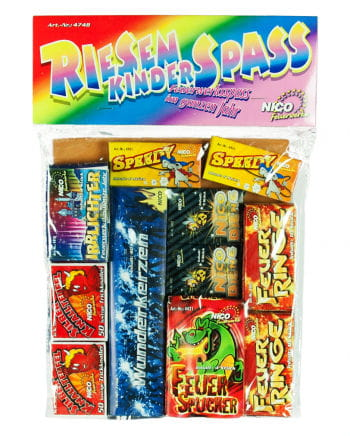 Giant Kids Fun - Fireworks Set