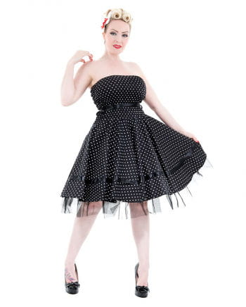 Bandeau Dress Black