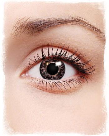 3-Tone Kontaktlinsen Cosplay Shattered Pink