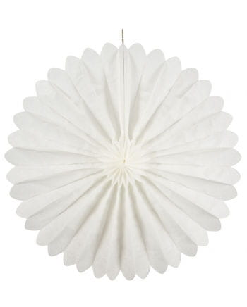 Rosette compartments white 60 cm