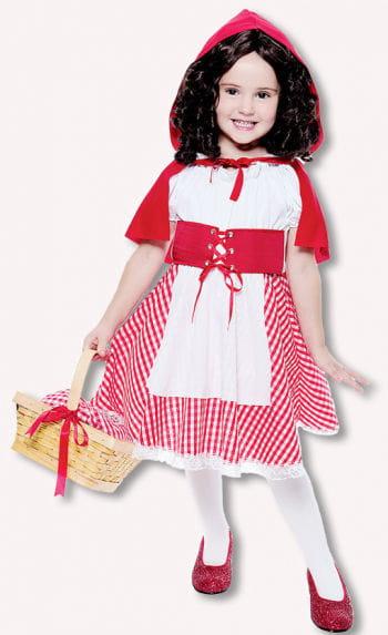 Rotkäppchen Kostüm Kleinkinder