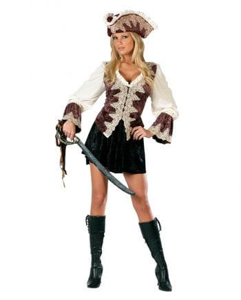 Royal Piratenbraut Kostüm S/M