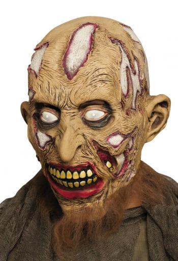 Pesticide Zombie Mask with beard