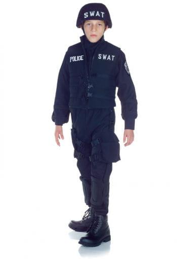 S.W.A.T. Polizei Kinderkostüm