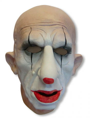 Saddy the Clown Maske