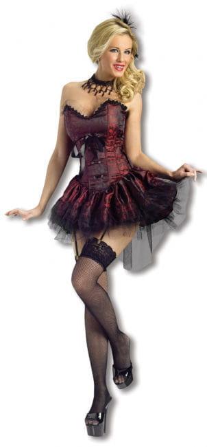 Saloon Lady Kostüm