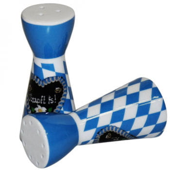 Salt and Pepper O `taps is