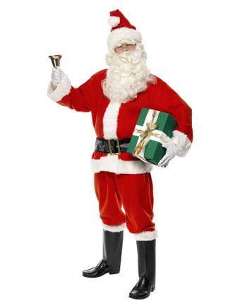 Santa Claus Kostüm Deluxe