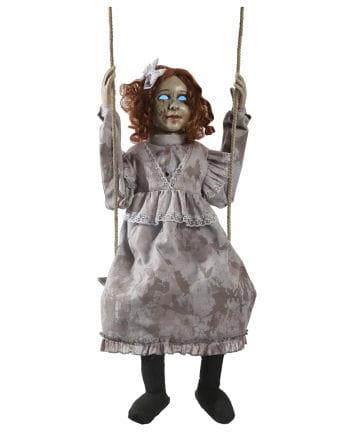 Schaukelnde Scary Doll Animatronic