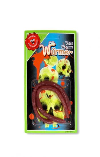 Revolting Slimy Worms