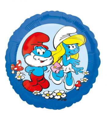 Smurf Foil Balloon