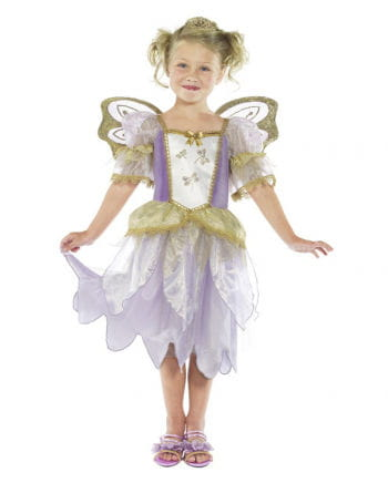 Schmetterling Prinzessin Kinderkostüm