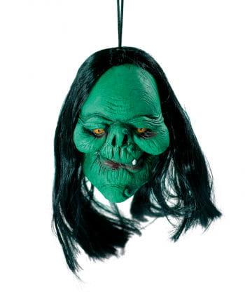 Shrunken Head Old Witch