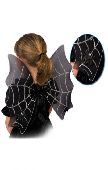 Black Cobweb Wings
