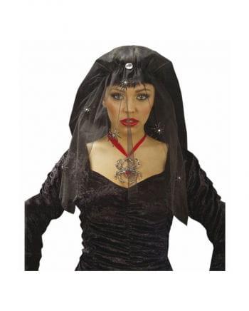 Black Widow Veil