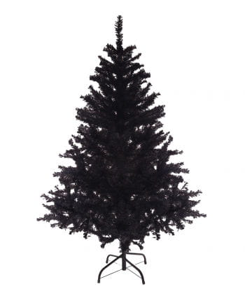 Black Christmas Tree 180 cm