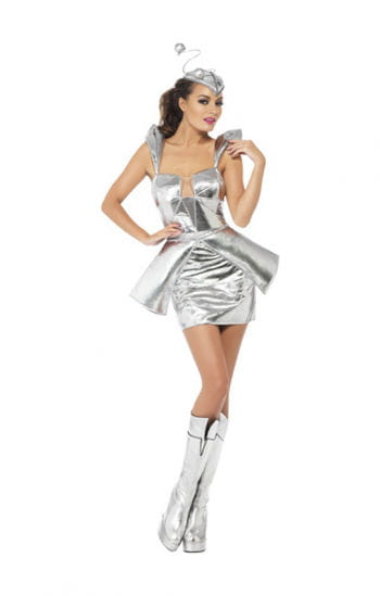 Science Fiction Diva Costume