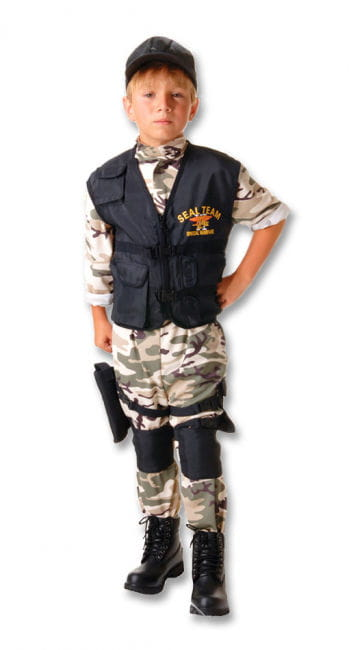Seal Team Kinder Uniform Deluxe
