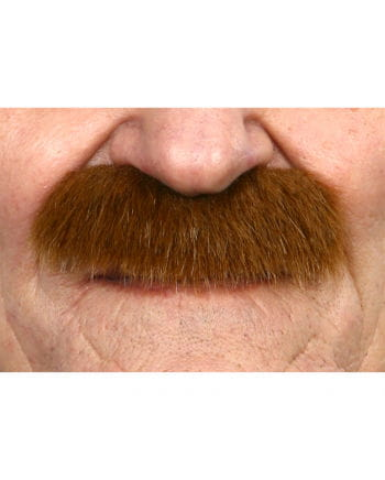 Adhesive Mustache Brown
