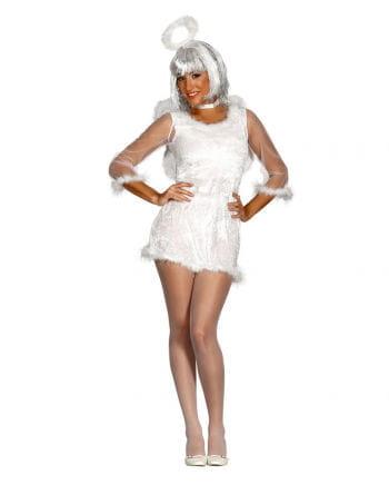 White angel costume