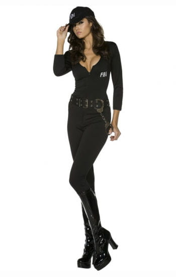 Sexy FBI Costume