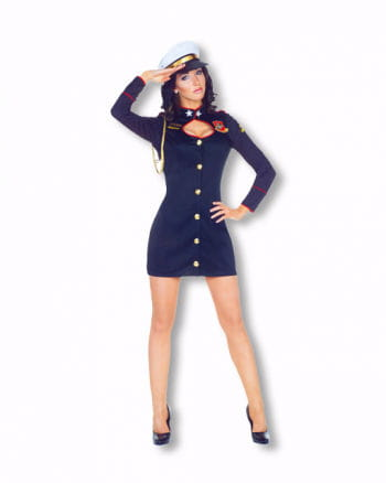 Sexy Captain Costume XL
