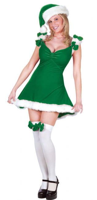 Sexy Christmas Elf Costume
