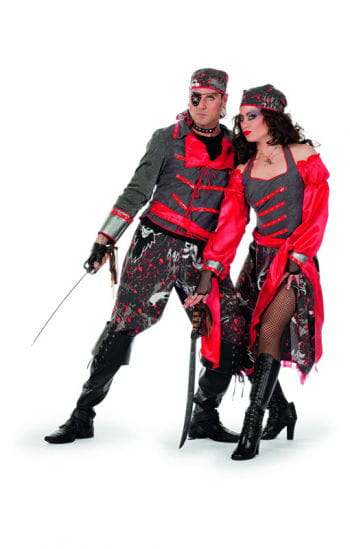 Sharky pirate costume