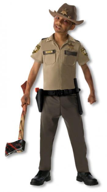 Sheriff Kinderkostüm Rick Grimes