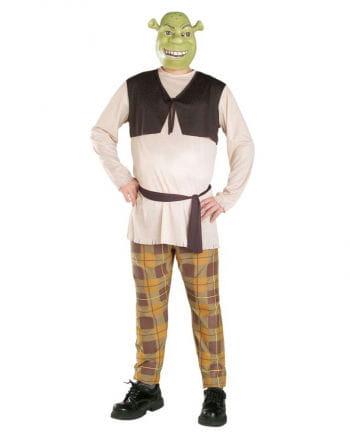 Shrek Herrenkostüm Deluxe