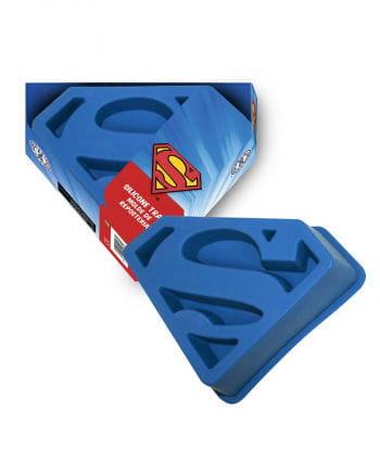 Silikon Backform Superman Logo