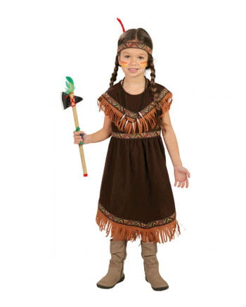Sioux Indian Child Costume